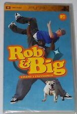 SONY PSP UMD ROB & BIG VOLUME 1 UNCENSORED-BRAND NEW FACTORY SEALED!!