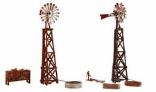 Woodland Scenics HO PF5192 Windmills Pre-Fab Building Kit