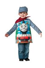 BOYS TODDLERS THOMAS THE TANK ENGINE COSTUME SIZE 3T RU610084
