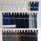 "Open End Separating #5 Zippers - 30"", 31"", 32"", 33"", 35"", 40"", 50"", 60"", 78"" J30"