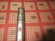 AKG C451B Condenser Microphone Great Sounding