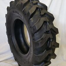(2-Tires) 12.5/80-18 NHS New ROAD WARRIOR Farm Backhoe tire 12 PR rating 1258018