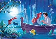 Kids Room GIGANTE Murale Parete Photo carta da parati 368x254cm Disney Ariel Sirenetta