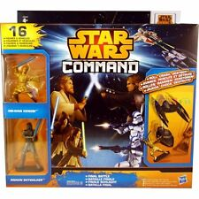 Star Wars Rebels Command Invasion Packs - Final Battle 16 Action Figures