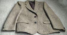 Vintage Hipster Quality Harris Tweed Mens Jacket