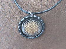 BRING ME THE HORIZON SEMPITERNAL LOGO BLACK BOTTLE CAP NECKLACE