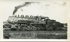 6D687 RP 1930s MINNESOTA TRANSFER RAILROAD ENGINE #17 ST PAUL MN