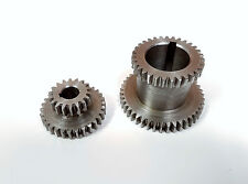 2 speed  - Hi-Lo Metal Gear Set  - for CJ18 series mini-lathe