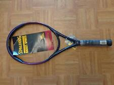NEW Spalding Premonition OS 105 head 4 5/8 grip Vintage Tennis Racquet