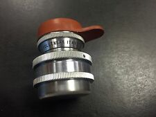 Wollensak 17mm f 2.7 Cine Raptar Camera Lens