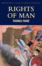 Rights of Man (Wordsworth Classics of World Literature) Thomas Paine Paperback