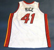 GLEN RICE CUSTOM MIAMI HEAT W JERSEY