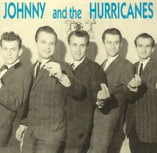 JOHNNY And The Hurricanes FR Press MPO ONN 48 CD