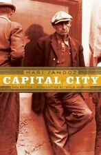 Capital City by Mari Sandoz (2007, Paperback, New Edition)
