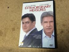 * NEW SEALED DVD Film * EXTRAORDINARY MEASURES * HARRISON FORD