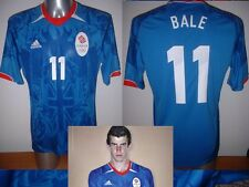 Team GB Shirt Jersey Large Bale BNWOT Football Soccer Adidas Real Madrid Wales