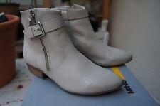 Manas MICHELA, boots femme, Elfenbein , 36 EU ////SOLDE\\