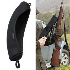 Tourbon Rifle Scope Covers Neoprene Guard Gun Protector Hunting Shooting Large