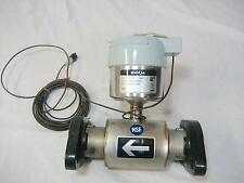 "Used Elster EvoQ4  2"" x 10"" Flow Meter Flanged SS Water Meter Over 20 Available!"