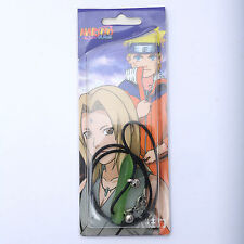 Tsunade Charms Necklace Green Pendant Halskette Anime Cosplay