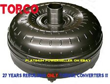 Ford E4OD 4R100 5R110 6 Studs EXTRA LOW STALL Triple Clutch HD Torque Converter
