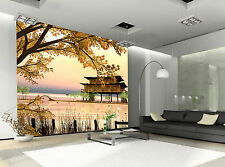 Painting Style of Chinese Wall Mural Photo Wallpaper GIANT WALL DECOR FREE GLUE