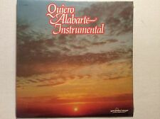 MARANATHA! MUSIC - QUIERO ALABARTE INSTRUMENTAL RARE SEALED vinyl LP! 1982