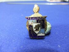 vtg badge kelvinator fridges ice boxes advert lapel 1920s 30s rare