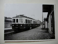 SUIS546 - 1950s SOLOTHURN-ZOLLIKOFEN-BERN BAHN - TRAIN No23 PHOTO Switzerland