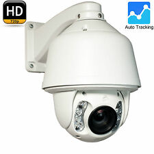 CCTV 1.3M 720P IP Speed Dome Camera X20 PTZ D/N Auto Tracking Hikvision Module