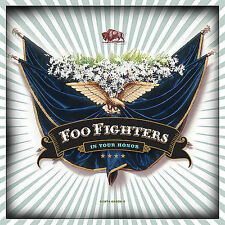 FOO FIGHTERS In Your Honor, 2 CD's, 2005, VG, Dave Grohl