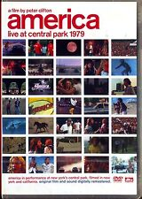 AMERICA - Live At Central Park 1979 - DVD - MUS