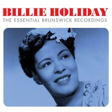 Billie Holiday - The Essential Brunswick Recordings (3CD 2014) NEW/SEALED