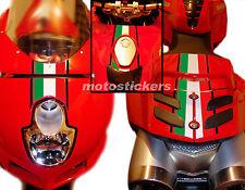 Ducati Multistrada - Fascia adesiva centrale tricolore