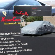 2015 PORSCHE BOXSTER S GTS Breathable Car Cover w/Mirror Pockets - Gray