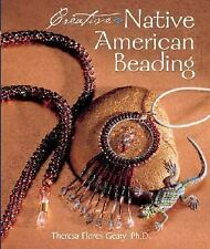 Creative Native American Beading-ExLibrary