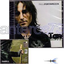 """NICO FORTAREZZA """"CHECKED"""" RARO CD SIGILLATO - ENRICO RUGGERI"""