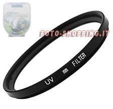 FILTRO UV 52MM HD DIGITAL ULTRAVIOLETTO PRO1 FILTER NO HOYA MARUMI B&W NIKON