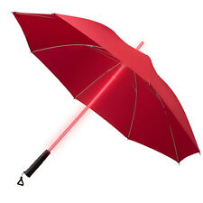 NEW LED Umbrella Multi Colour Changing / Light Sabre with LED Torch in Handle
