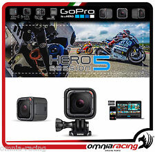 NEW GoPro HERO 5 Session Telecamera Video Camera Digitale Impermeabile CHDHS-501