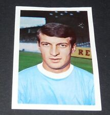 150 NEIL YOUNG MANCHESTER CITY CITIZENS FKS PANINI FOOTBALL ENGLAND 1968-1969