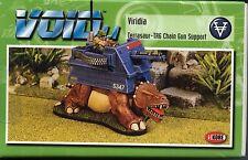 VOID 1.1 Viridian Terrasaur TR6 Chain Gun Support Complete IKore