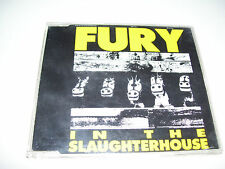 "FURY IN THE SLAUGHTERHOUSE - KICK IT OUT * 4 track 3"" CD MAXI AUSTRIA 1989 *"