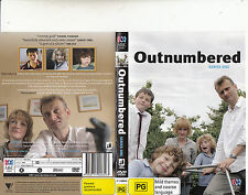 Outnumbered-2007/14-TV Series UK-Series One [186 Minutes]-DVD