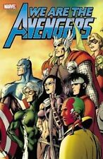 We Are The Avengers Marvel Comics TPB softcover new