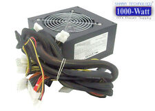 SHARK 1000W Black Gaming PC 2x PCIE ATX 8pin 12v Power Supply 120mm Fan SATA PSU