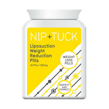 NIP & TUCK LIPOSUCTION WEIGHT REDUCTION PILLS WEIGHT LOSS SKINNY PILL SLIMMING