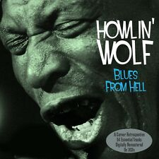 Howlin' Wolf BLUES FROM HELL Best Of 54 Songs ESSENTIAL COLLECTION New 3 CD