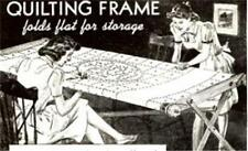 Make Foldup Quilting Frame Plans Make Folding Quilting Frame Quilt How To #2