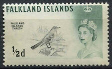 Falkland Islands 1960-6 SG#193a 1/2d Birds QEII Definitive DLR MNH #D18708